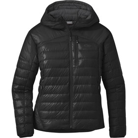 Outdoor Research Helium Chaqueta Plumas Mujer, black